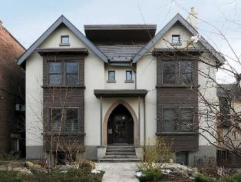 Over 2,000 sqft of condo/mansion living in High Park on 2 levels