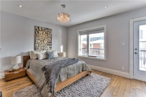68 Wolseley Street Toronto House for Sale Master Bedroom