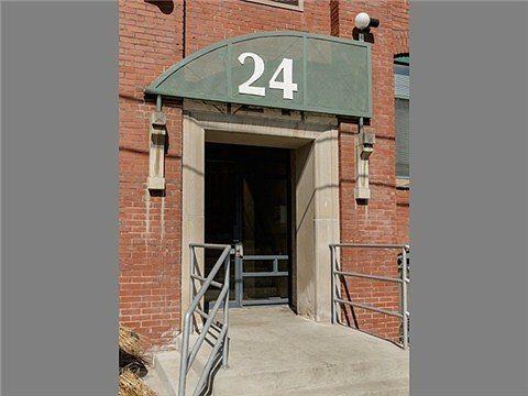 24 Noble Street Loft for Sale Toronto