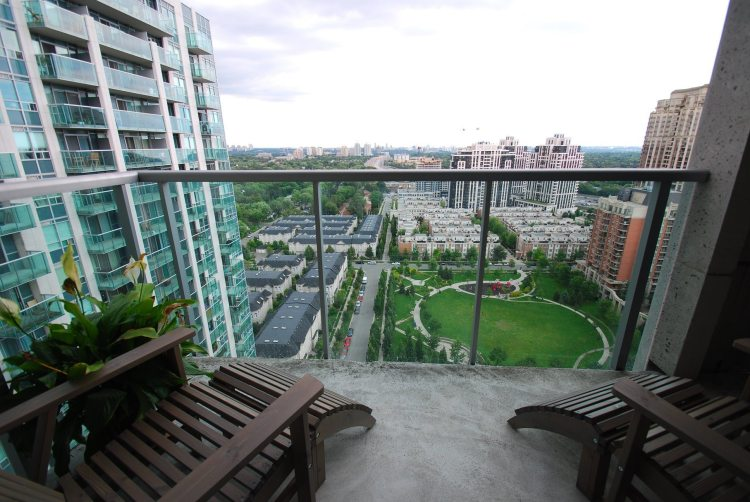 For Rent One Bedroom Condo At Yonge Sheppard