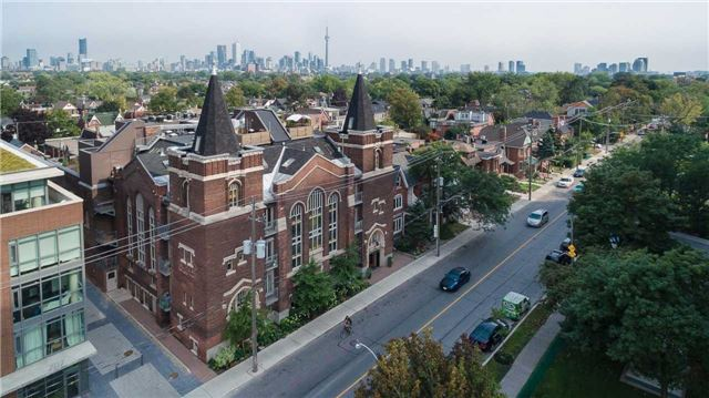 Toronto Lofts Dovercourt