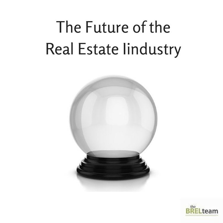 Future of the Real Estate Industry