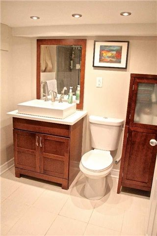 Toronto Upper Beach Bathroom