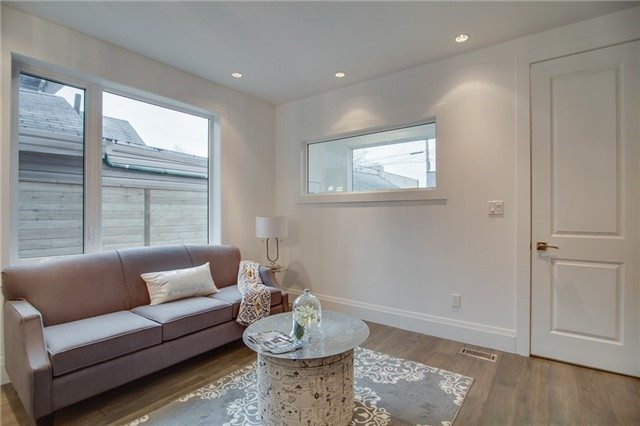 Leslieville Life 4 Bed Home