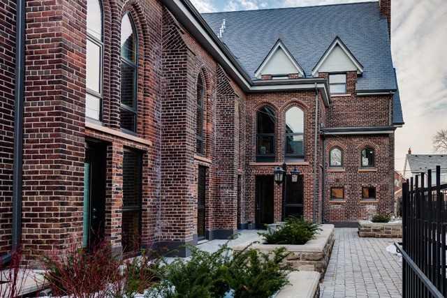 Dovercourt Toronto Church Conversion for Sale