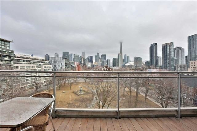 Great Toronto Loft for Sale