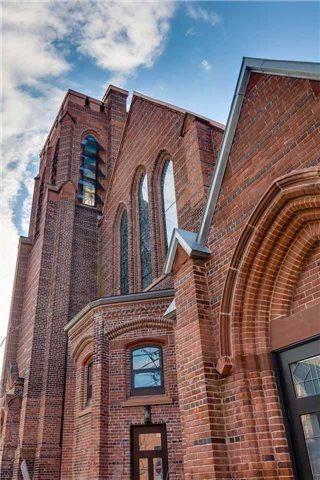 Toronto Douvercourt Condo Church