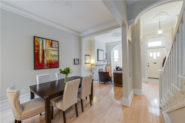 Trinity Bellwoods House for Sale