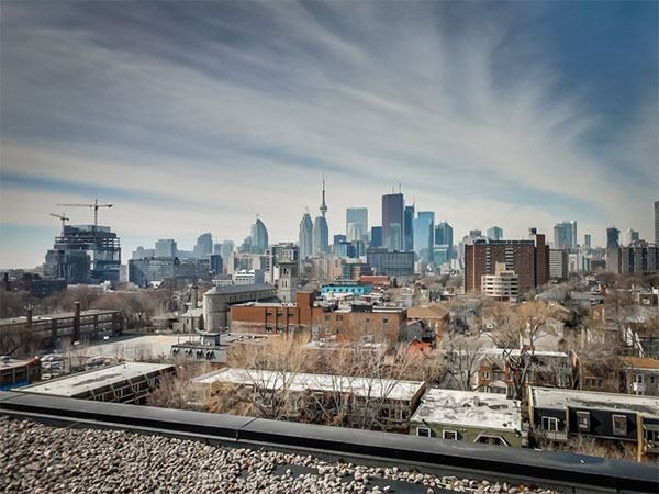 Toronto East Loft for Sale