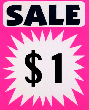 $1 Listing Price