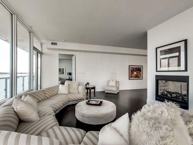 Toronto Real Estate Waterfront Condo for sale