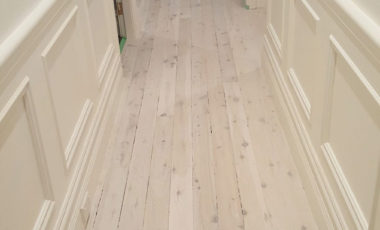 Cypress Pine Flooring Finishes