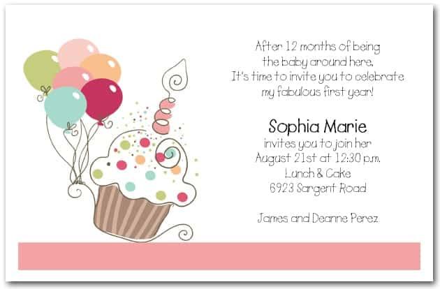 birthday party invitation 3