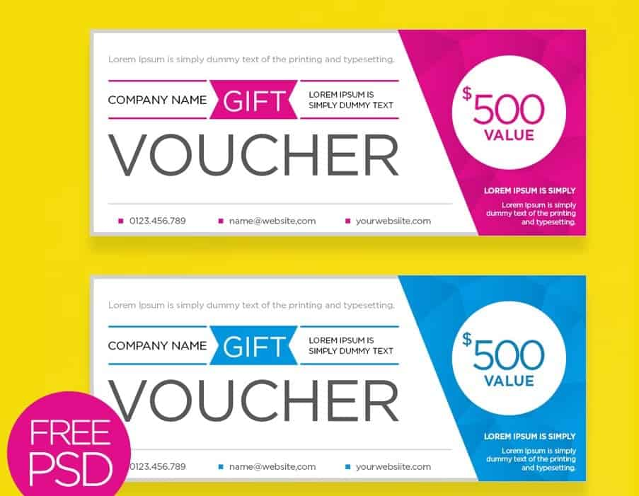 8+ Gift Voucher Templates   Word Excel PDF Formats