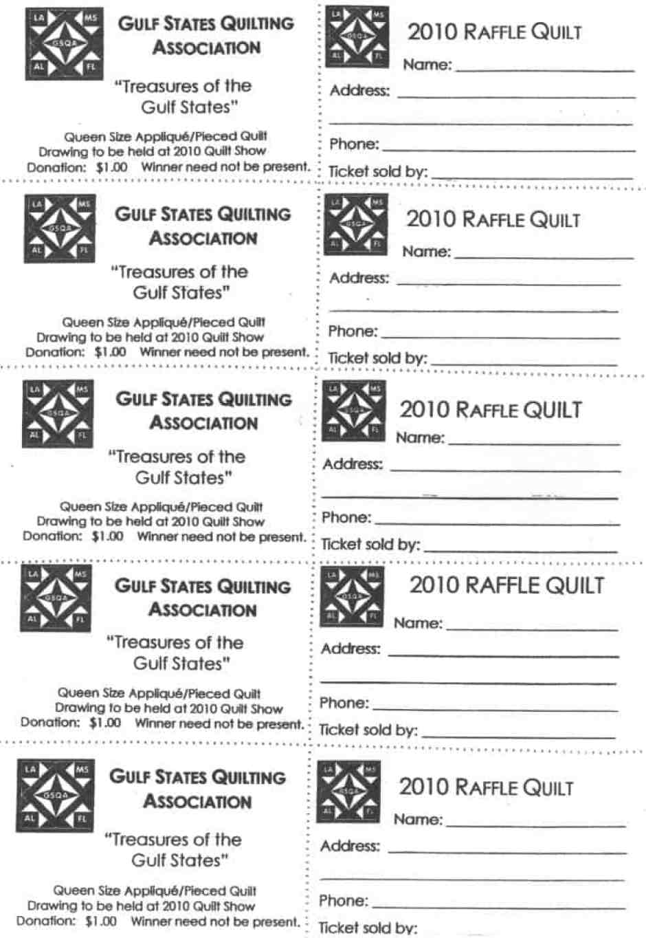 Raffle Ticket Templates Word Excel PDF Formats - Raffle ticket template word
