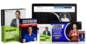 Read more about the article Tai Lopez – Ecommerce Specialist Certification
