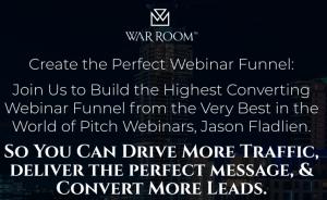 Read more about the article Jason Fladlien – Webinar Funnels (Warroom Mastermind)