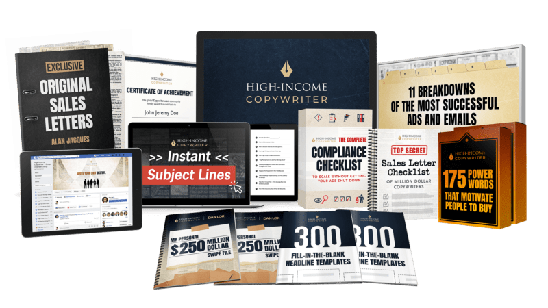 Read more about the article Dan Lok – High-Income Copywriter