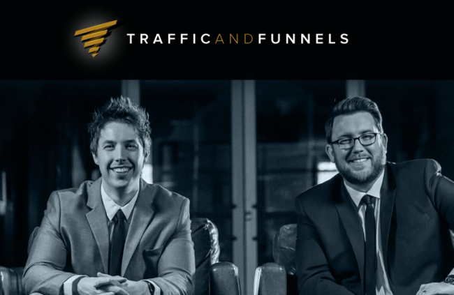 Read more about the article Traffic and Funnels – Client Kit – Chris Evans and Taylor Welch