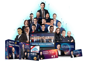 Read more about the article Vince Tan – Digital World Summit