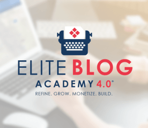 Read more about the article Ruth Soukup – Elite Blog Academy 4