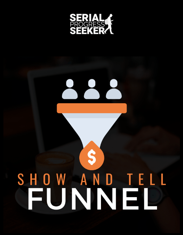 Read more about the article Ben Adkins – Show And Tell Funnel