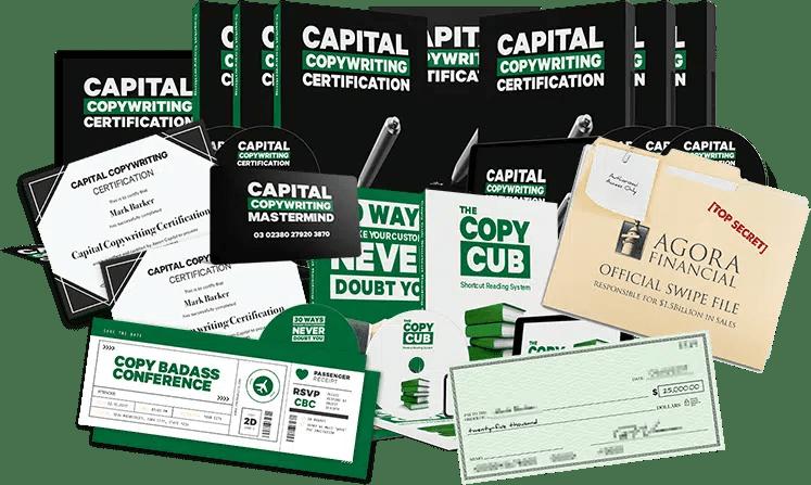 The Jason Capital Copywriting Certification Program