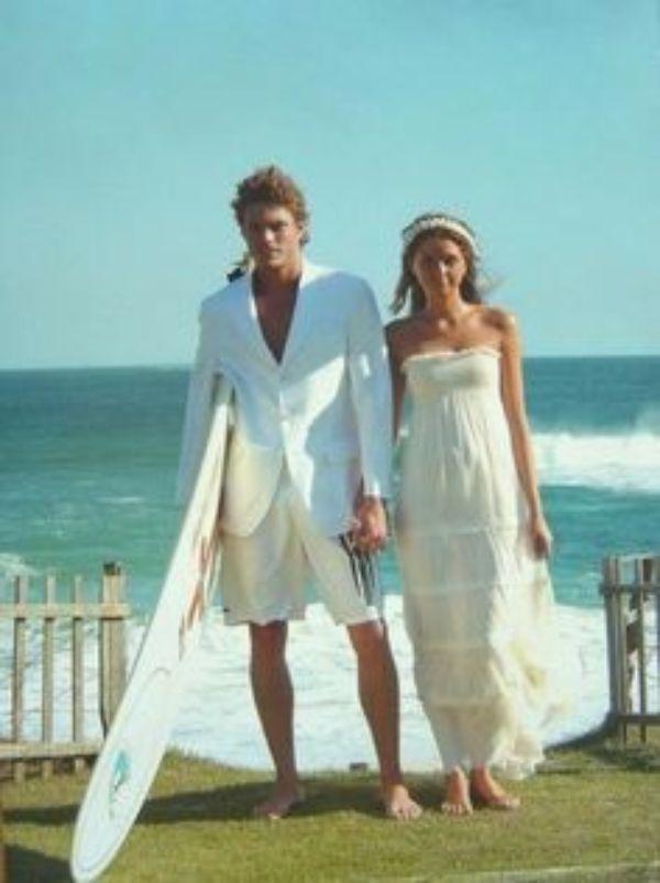 married surfer