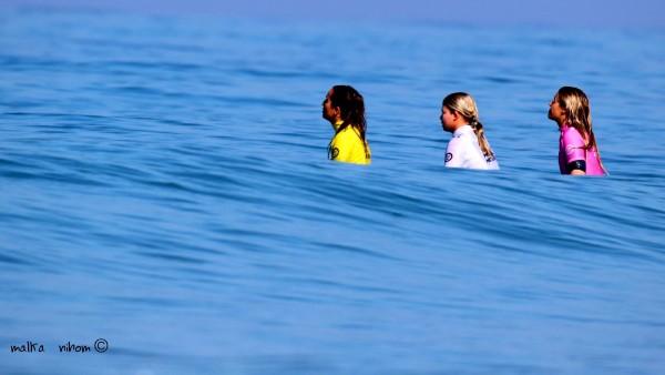מלכה ניהום צילום גלישת גלים