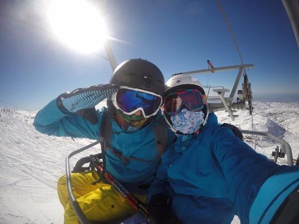 חופשת סקי לנוסע העצמאי