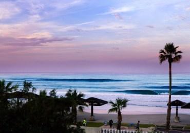 מצב הים והרוח - תחזית גלים 4.7.17