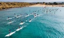 אליפות ישראל SUP 2017 – חוף נחשולים