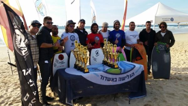 אליפות הארץ בגלישת בוגי באשדוד 2018