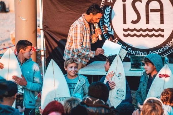 ארגון גולשי הגלים סוגר את 2017 בקונטיקי