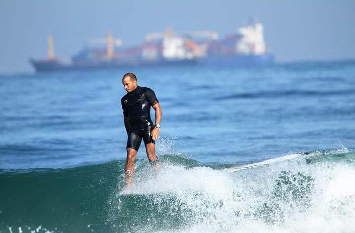 מצב הים והרוח – תחזית גלים 25.4.18