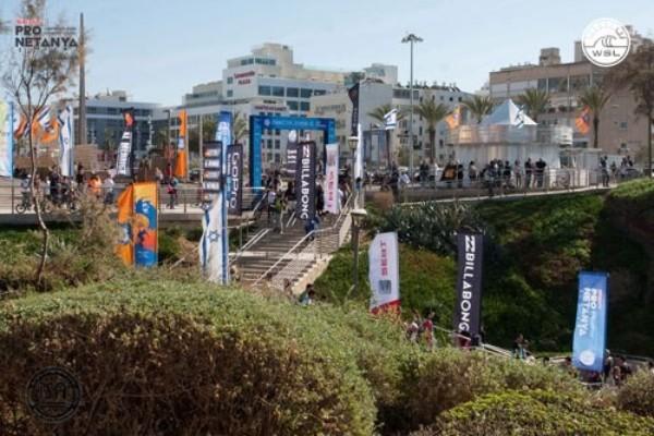 נתניה עיר הגלישה של ישראל מאז ועד היום