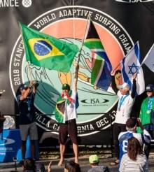 עדי קלנג – מקום 3 באליפות העולם