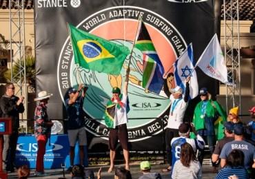 עדי קלנג - מקום 3 באליפות העולם