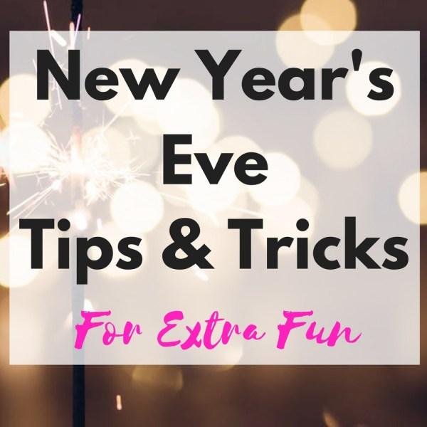 New Year's Celebration Tips &...
