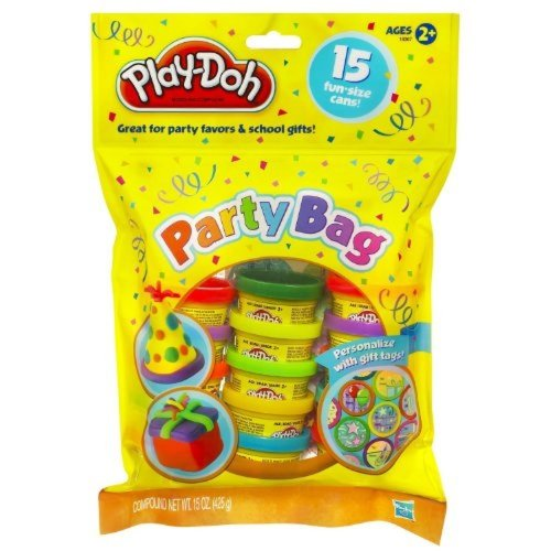 Play-Doh Party favors, easter egg hunt, celebrating.