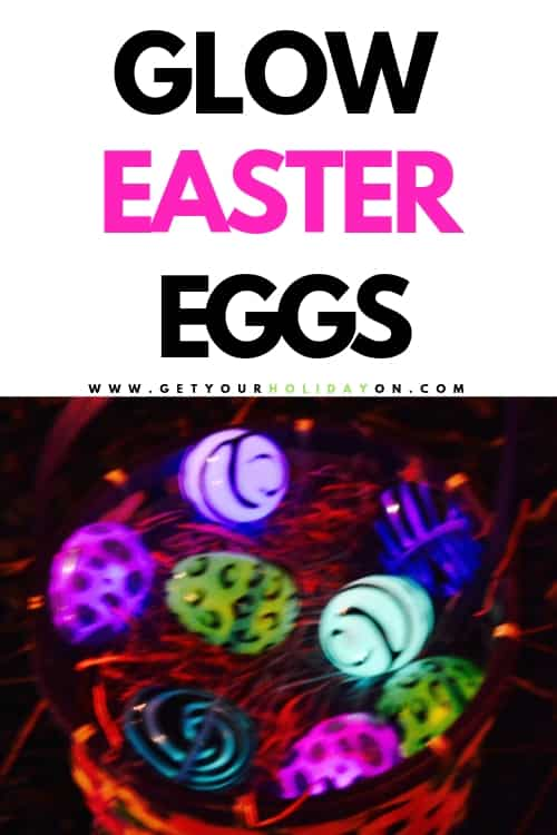 Make Easter Fun for Kids | Glow In The Dark Easter Egg Hunt, Easter, Egg ideas, Spring, for kids, families, night fun.!