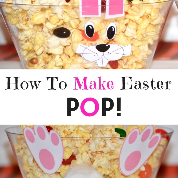 Are you searching for fun and inventive budget friendly ways to make Easter even more fun? Why not try this idea from inspire and make. They've created a way to deliver Easter joy in a fun and unique way.