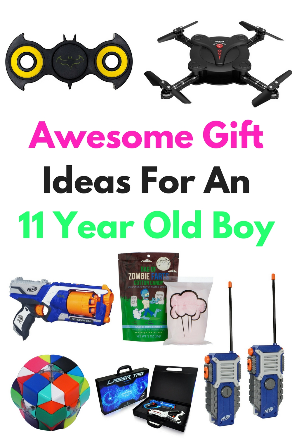11 Year Old Blonde Girl: Awesome Gift Ideas For An 11 Year Old Boy
