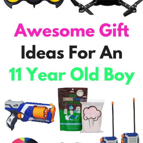Awesome Gift Ideas For An 11 Year Old Bo...