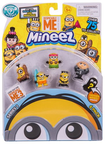 Despicable Me Deluxe Character Pack