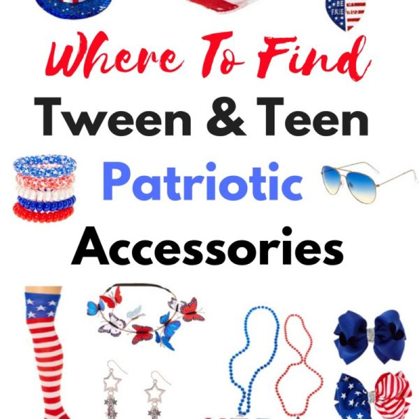 Where To Find Tween and Teen Patriotic A...