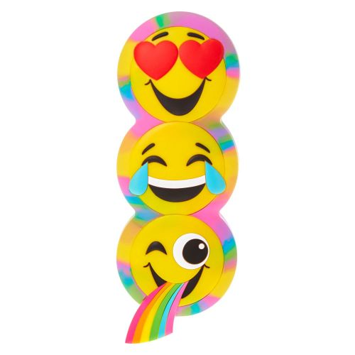 Rainbow Emoji Pencil Case