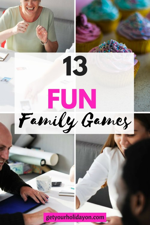 Are you looking for summer games for the kids? Maybe you need more ideas for at home family fun or perhaps a night where you just want to laugh, bond, and create memories?Look no further these Family Fun games can be used over and over again to create the best time of your life. Enjoy the day, enjoy the night, and enjoy the FUN with your family and friends with these 13 Fun Family Games!!!