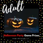 Don't miss the fun at your Halloween Bash with these AWESOME Adult Halloween Party Prizes.