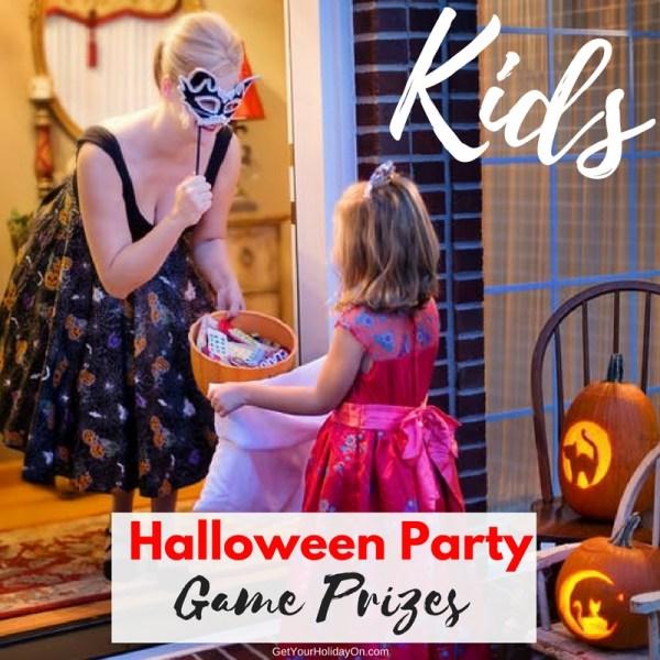 Kids Halloween Game Prizes